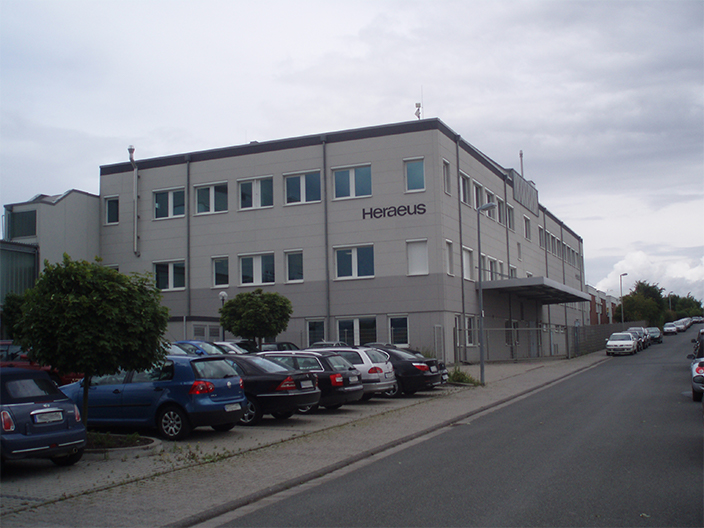 Heraeus Wehrheim