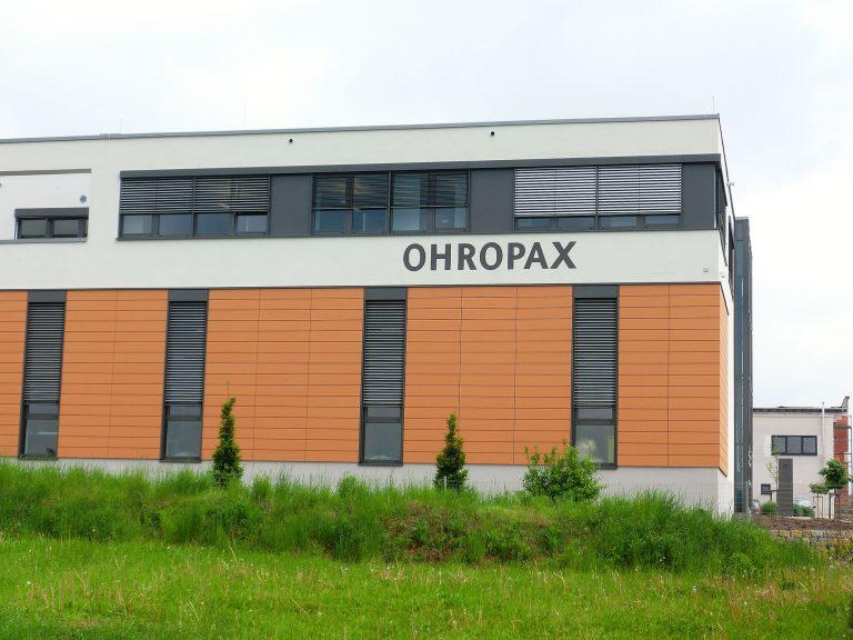 Ohropax Wehrheim